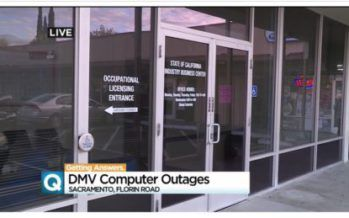DMV 'meltdown' latest in long list of CA computer woes