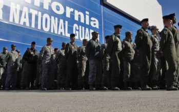 Pentagon halts CA National Guard repayment demands