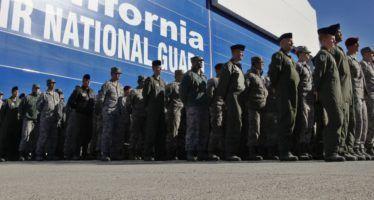 Pentagon halts CA National Guard repayment demands