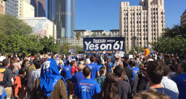 Bernie Sanders' CA return revisits Democrat divides