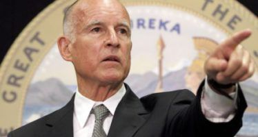 Gov. Brown vows climate firewall against President-elect Trump