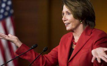 Nancy Pelosi will vote for legal pot