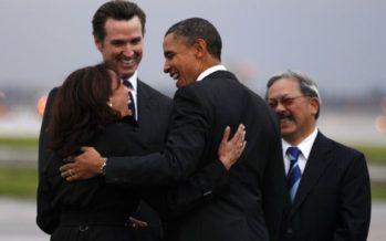 California-style dominance eludes Democrats nationwide