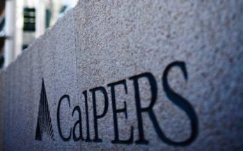 Only CalPERS internal watchdog on way out
