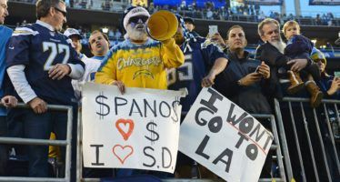 Chargers almost an L.A. team