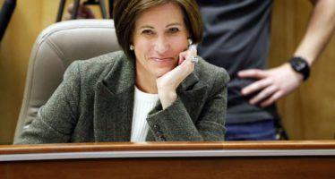 Orange County congresswoman looking to climb leadership ladder