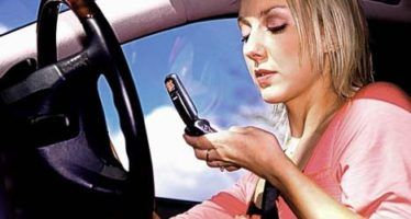 New California in-car cellphone crackdown begins