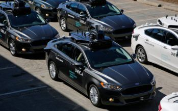 DMV preps test rules for driverless delivery vehicles