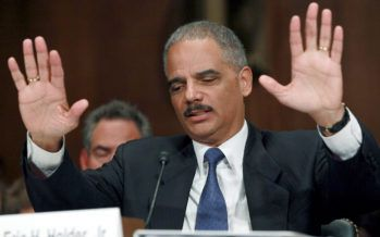 Legislature's top two Democrats hire former U.S. attorney general to fight Trump administration