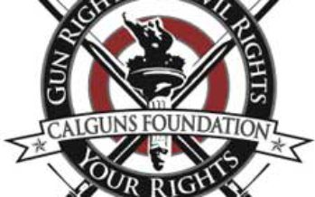 2nd Amendment groups fight CA gun-control laws in court
