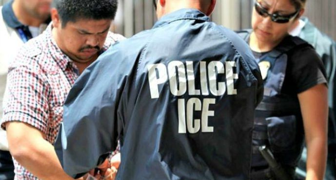 Bill to stop ICE arrests at state courts on Brown's desk