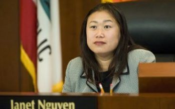 Republican state Sen. Nguyen silenced by Democratic lawmakers