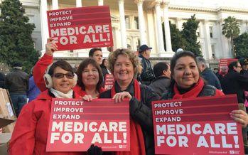 Sacramento Democrats propose single-payer health care in California