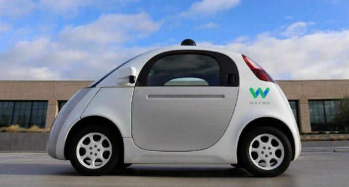 Google takes lead on California driverless cars