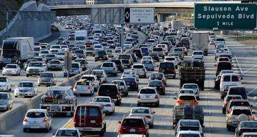 Traffic deaths spike in California, U.S.