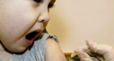 Vaccine bill injects drama into Capitol hearing