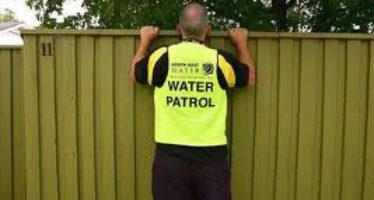 Sacto water deputies patrolling for water wasters