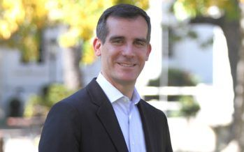 Eric Garcetti – like Kamala Harris – may have White House on mind