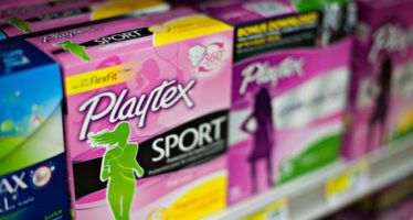 'Gender injustice' behind call to reduce taxes on tampons