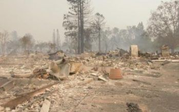 Northern California fires may hammer tourism, add to housing crisis