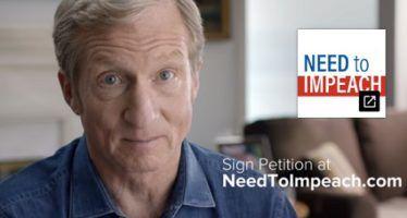 Tom Steyer impeachment push sets him up for Feinstein challenge