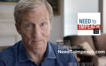 Tom Steyer hiring staff in key early 2020 presidential primary states