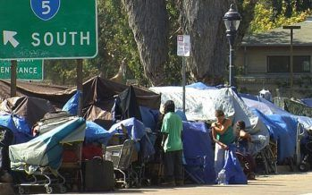 Progressives look to shame Gov. Brown over high rate of child poverty
