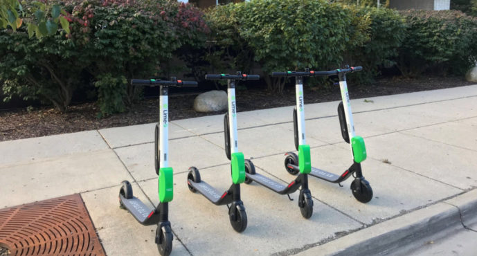 Impact of scooters on environment still in question