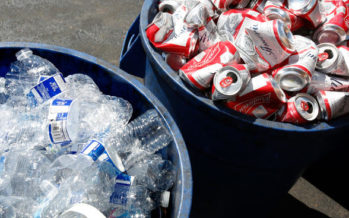 Recycling fading even as concerns about plastic surge