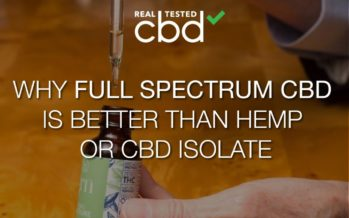 Why Is Full-Spectrum CBD Better Than Hemp CBD or CBD Isolate?