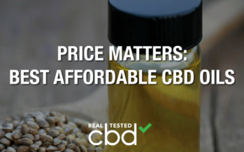 Because Price Matters: Best Affordable CBD Oils of 2020