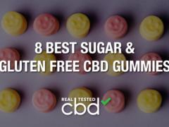 8 Best Gluten and Sugar-Free CBD Gummies