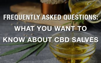 Frequently Asked Question About CBD Salves